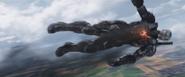 Máquina de Guerra recibe ataque