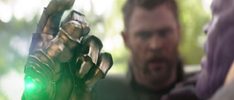 Thanos chasquido