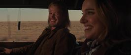 Thor y Jane viajan
