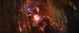 Iron Man atacado