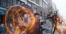 Strange y Stark confrontan a la Orden Negra