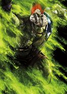 Thor Ragnarok Textless Character Posters 02