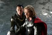 Thor y Loki confrontan a Laufey