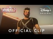 """""""Land a Punch"""" Official Clip - Marvel Studios' What If…? - Disney+"""