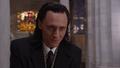 Loki como humano normal