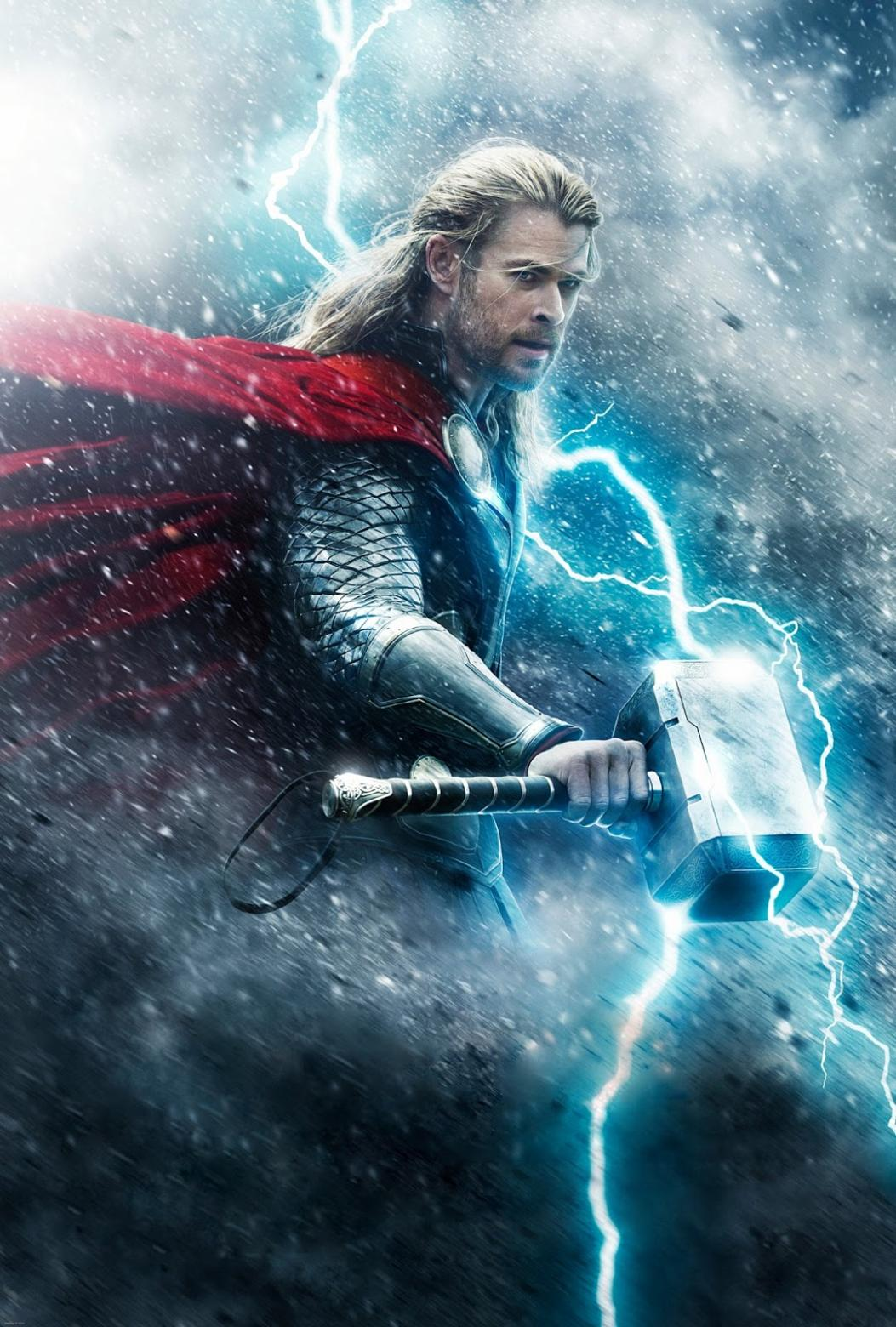 Thor: The Dark World/Portal