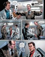 AP - Stark busca a Pym en su laboratorio