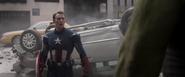 Captain America Time Heist