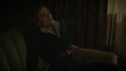 Carter en el almacén de Stark