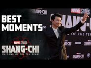 Marvel Studios' Shang-Chi and the Legend of the Ten Rings Red Carpet - Best Moments
