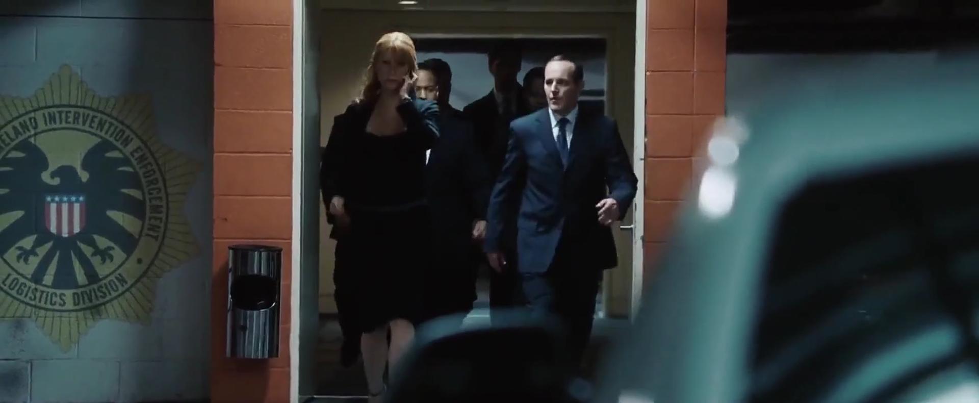 Oficina de S.H.I.E.L.D. en Los Ángeles