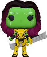 Gamora Daughter of Thanos Funko Pop