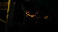Murdock interroga al mafioso