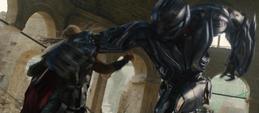Sokovia Thor VS Ultron