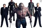 Avengers Infinity War - Promo Personajes 1
