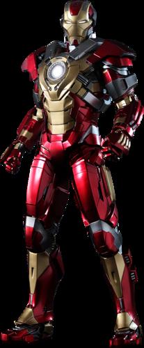 Armadura de Iron Man: Mark XVII