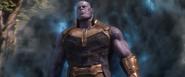 Thanos aparece en Wakanda