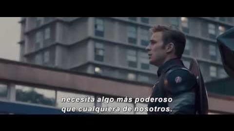 Avengers Era de Ultrón – Nuevo Tráiler - Subtitulado