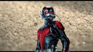 Behind the Scenes of Marvel's Latest Hero Flick 'Ant-Man'