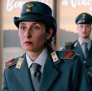 Italian Customs Officer