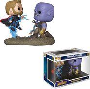 Thor vs Thanos Funko Pop
