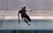 Winter Soldier Leaping