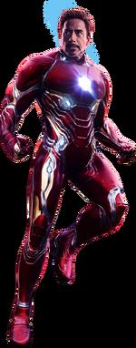 AIW - Iron Man Perfil