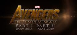 Infinity War Logo