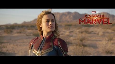 """Marvel Studios' Captain Marvel """"Rise"""" TV Spot"""