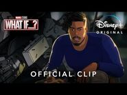 """""""Power Source"""" Official Clip - Marvel Studios' What If…? - Disney+"""