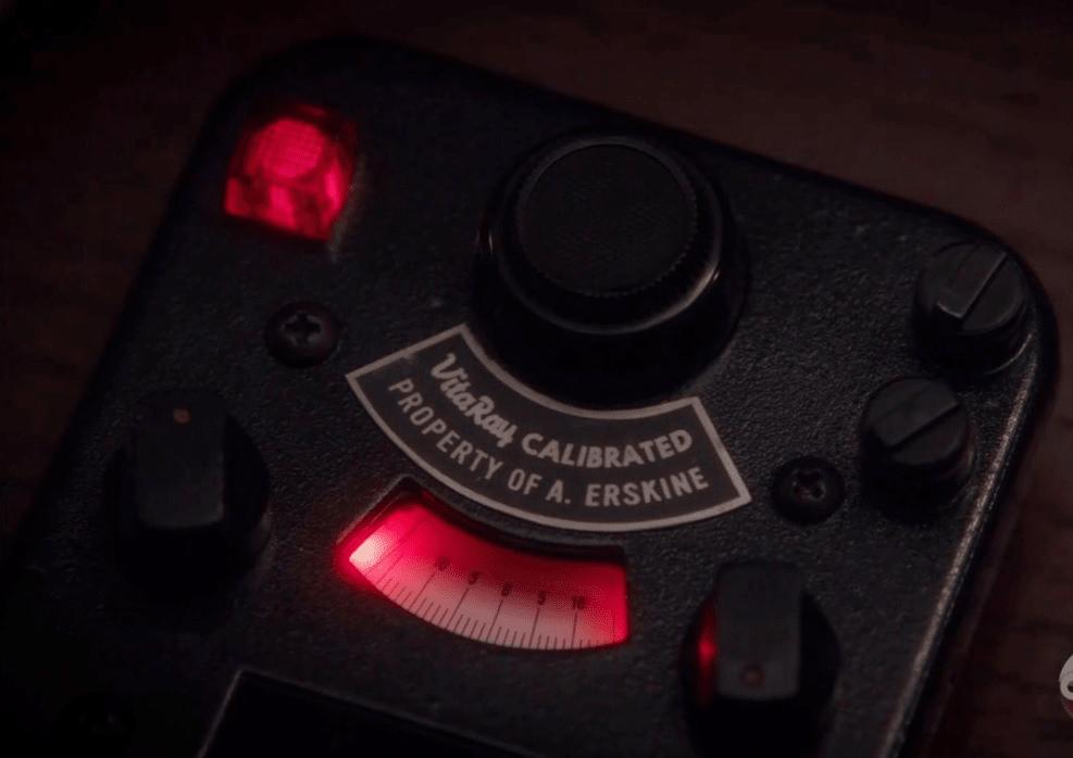 Detector de Rayos Vita
