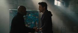 Fury y Stark IM 2