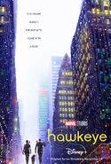 Hawkeye Season One Teaser Poster