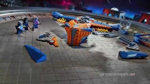 LEGO GUARDIANS OF THE GALAXY VOL.2