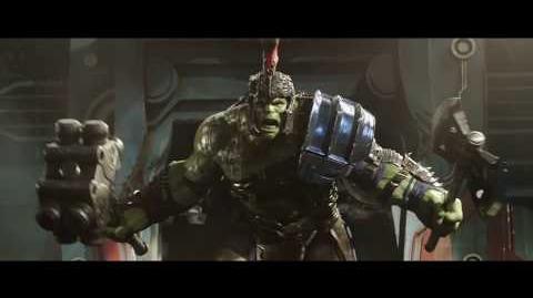 """Marvel Studio's """"Thor Ragnarok"""" - Meet the 'Revengers'!"""