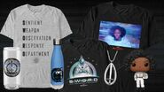 Addtional SWORD Merch for WandaVision Episodes 1 to 7