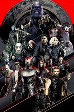 Avengers Infinity War - Nuevo póster