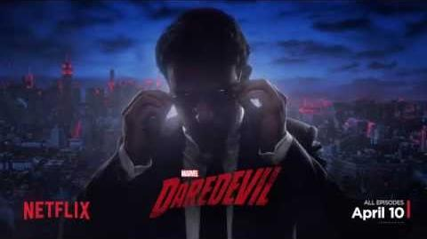 Marvel's Daredevil - Transformation Motion Poster