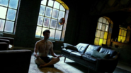 Murdock meditando