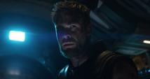 Thor conoce a los Guardianes de la Galaxia