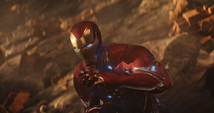 Stark confrontado en Titán