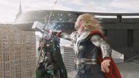 Thor VS Loki Nueva York