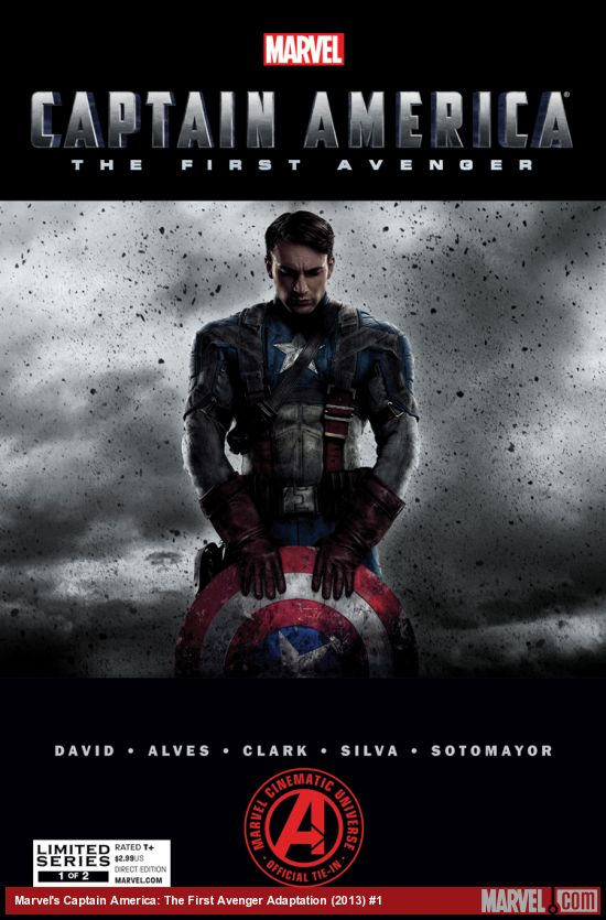 Captain America: The First Avenger Adaptation