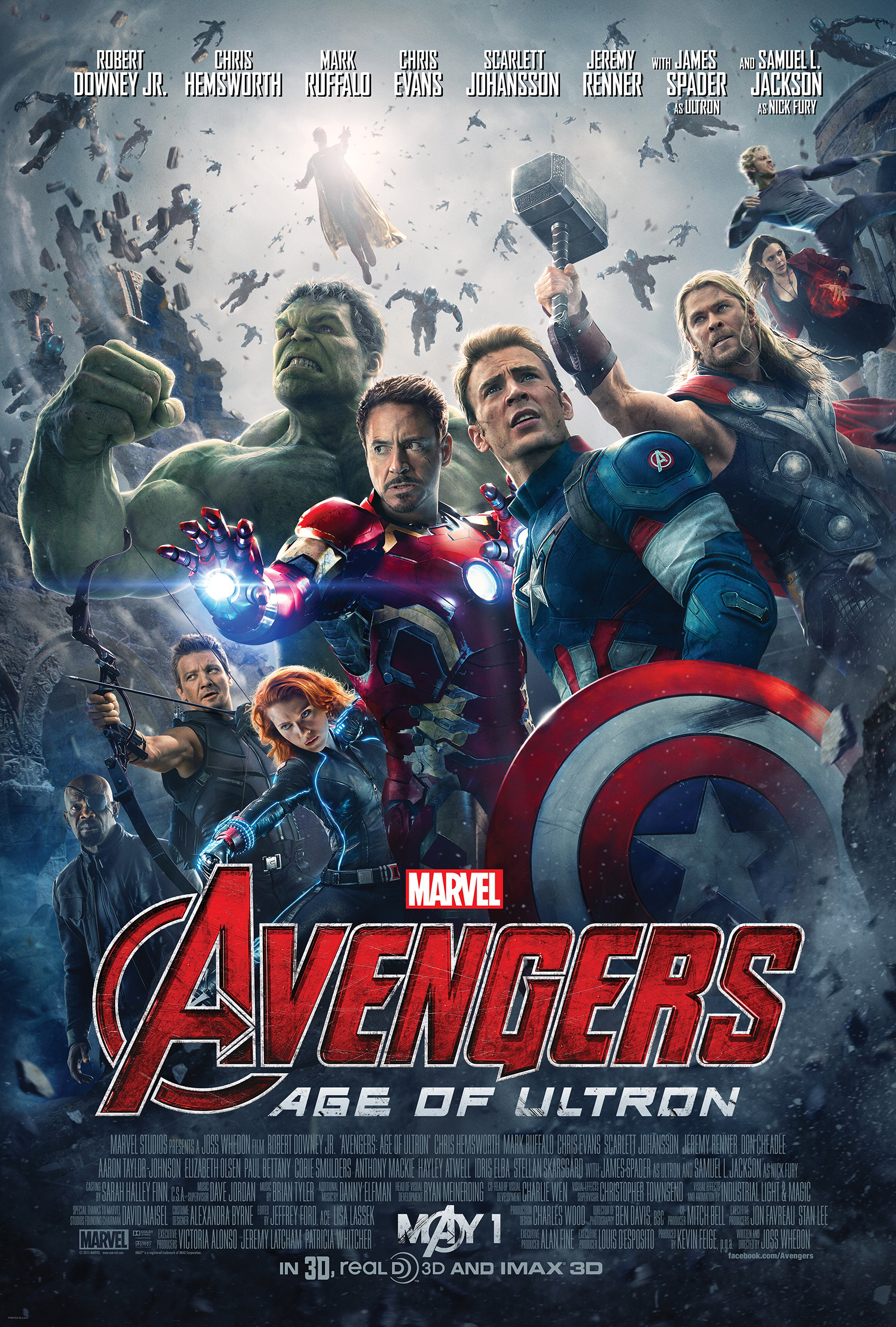 Avengers Age Of Ultron Marvel Cinematic Universe Wiki Fandom