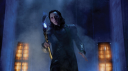 Loki dispuesto a atacar
