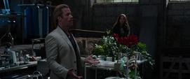 Killian se reúne con Stark