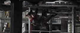 Rocket le responde a Stark