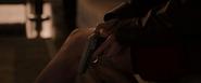 Hill alista su pistola
