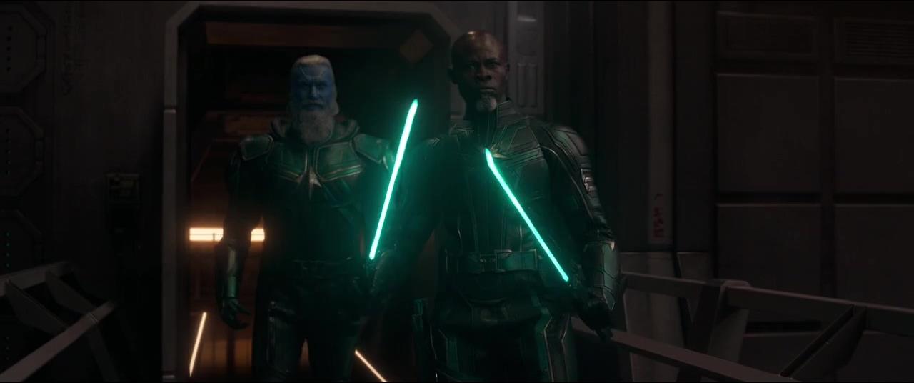 Kree Energy Swords