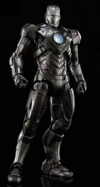 Armadura de Iron Man: Mark XVIII